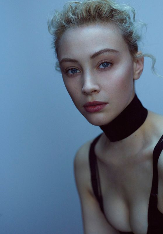 Sarah Gadon - Interview Photoshoot February 2016