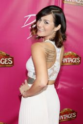 Scout Taylor Compton – Dirty Dancing The Classic Story On Stage Opening Night in Hollywood, February 2016