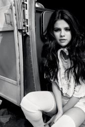 Selena Gomez - Love Magazine #15 2016  Photos