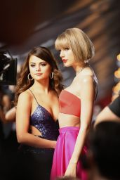 Selena Gomez & Taylor Swift – 2016 Grammy Awards in Los Angeles, CA