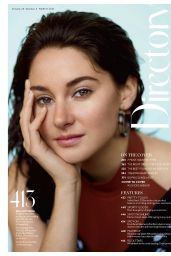 Shailene Woodley – InStyle Magazine US March 2016 Cover and Pics
