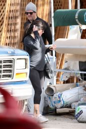 Shannen Doherty - Garden Centre in Malibu 1/31/2016
