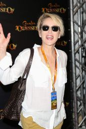 Sharon Stone - Cavalia
