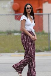 Shay Mitchell Style - Out in Miami, FL 2/20/2016