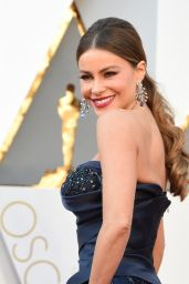 Sofía Vergara – Oscars 2016 in Hollywood, CA 2/28/2016