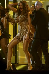 Sofia Vergara Dances With Pitbull – 2016 Grammy Awards in Los Angeles, CA