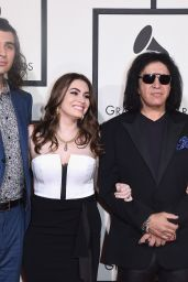 Sophie Simmons – 2016 Grammy Awards in Los Angeles, CA