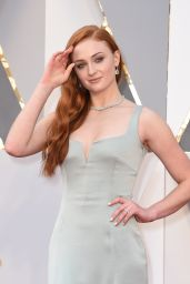 Sophie Turner – Oscars 2016 in Hollywood, Part II