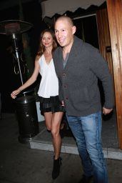 Stacey Keibler - The Nice Guy in West Hollywood 2/20/2016
