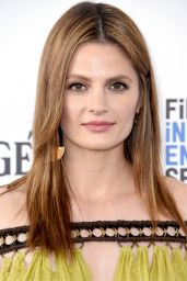 Stana Katic – 2016 Film Independent Spirit Awards in Santa Monica, CA