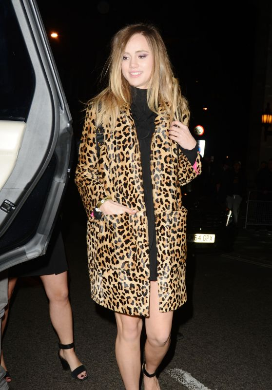 Suki Waterhouse - Warner Music BRIT Awards 2016 After Party in London, UK