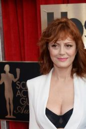 Susan Sarandon – SAG Awards 2016 at Shrine Auditorium in Los Angeles