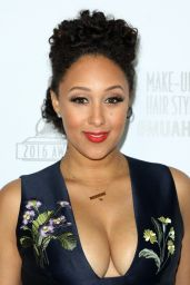 Tamera Mowry - The 2016 Make-Up Artist & Hair Stylist Guild Awards in Los Angeles