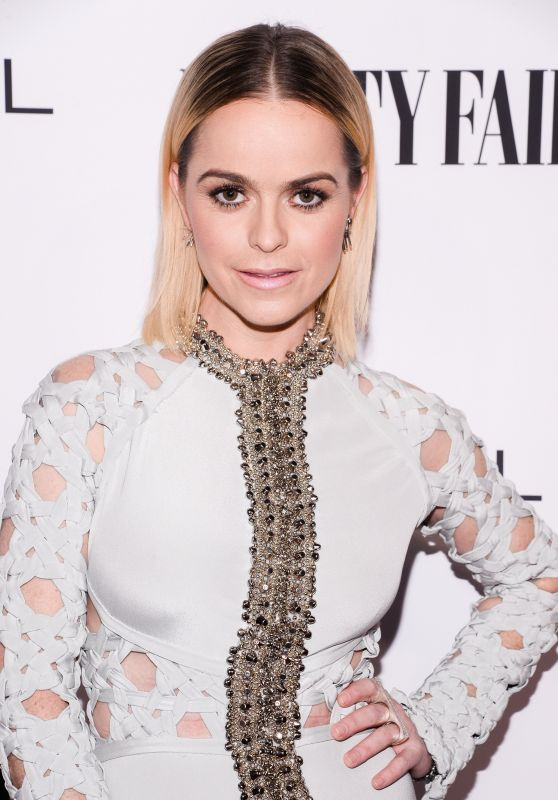 Taryn Manning – Vanity Fair, L'Oreal Paris and Hailee Steinfeld Host DJ Night in Hollywood, CA 2/26/2016