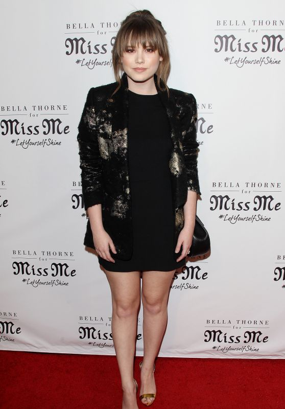 Taylor Spreitler – Miss Me and Cosmopolitan's Spring Campaign Launch Event 2/3/2016