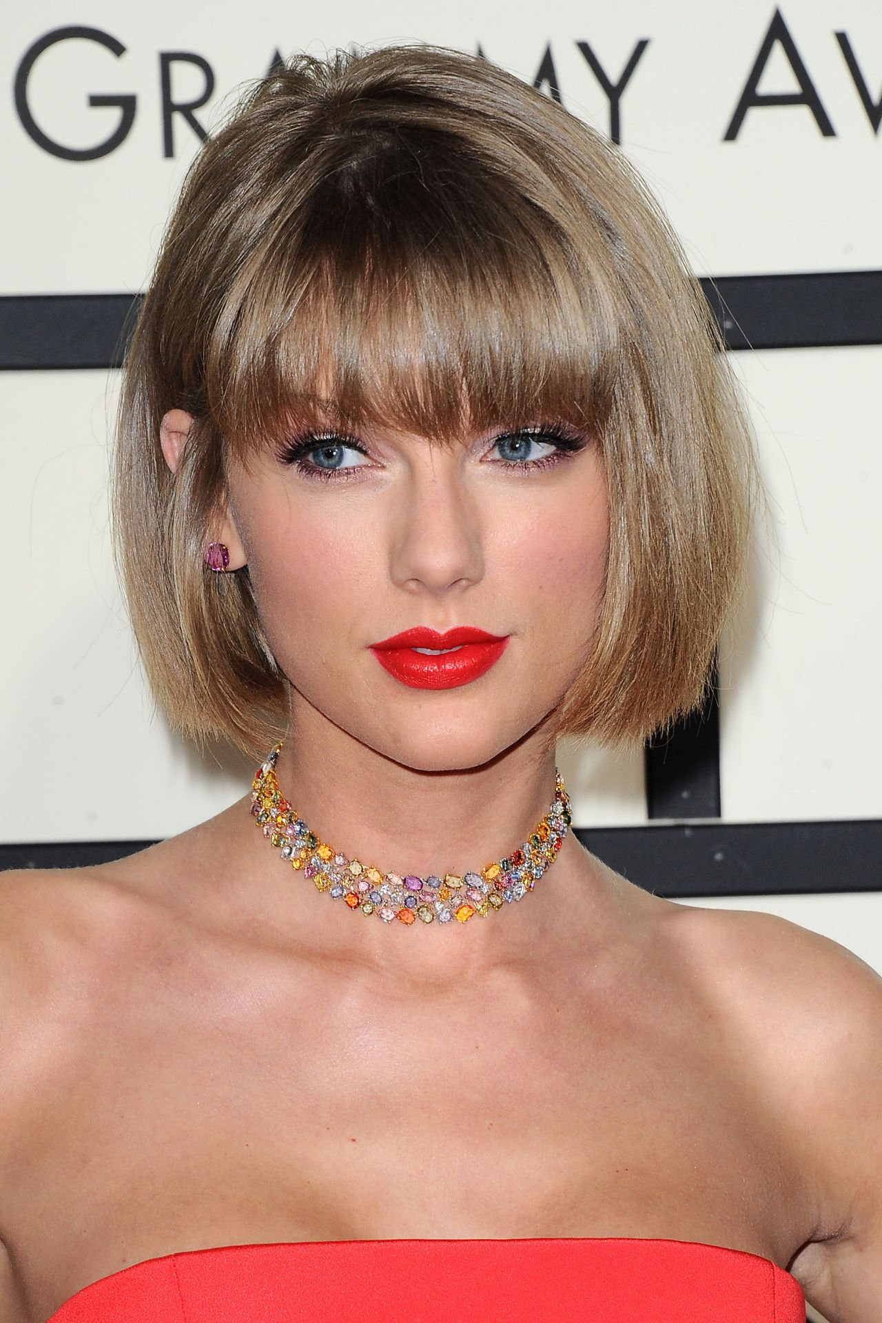 Taylor Swift 2016 Grammy Awards In Los Angeles Ca