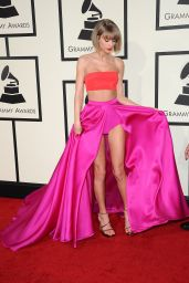 Taylor Swift - 2016 Grammy Awards in Los Angeles, CA