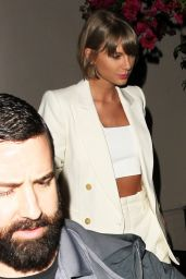 Taylor Swift - Leaving Maia Restaurant in West Hollywood, February 2016