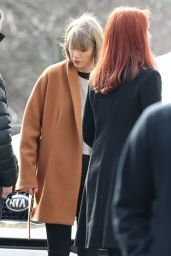 Taylor Swift - Out in Reading, Pennsylvania, February 2016