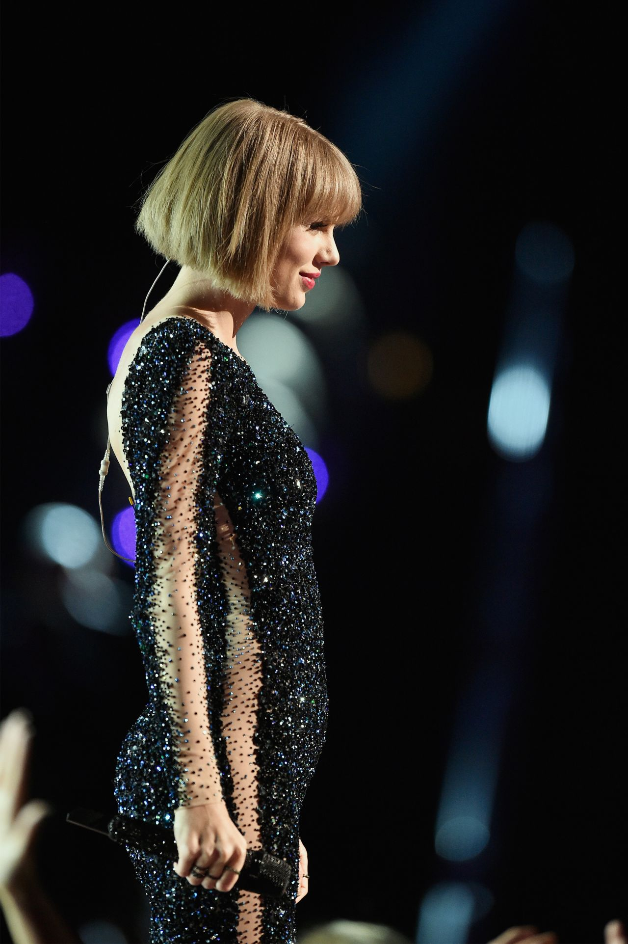 Taylor Swift Performs At Grammy Awards 2016 In Los Angeles CA