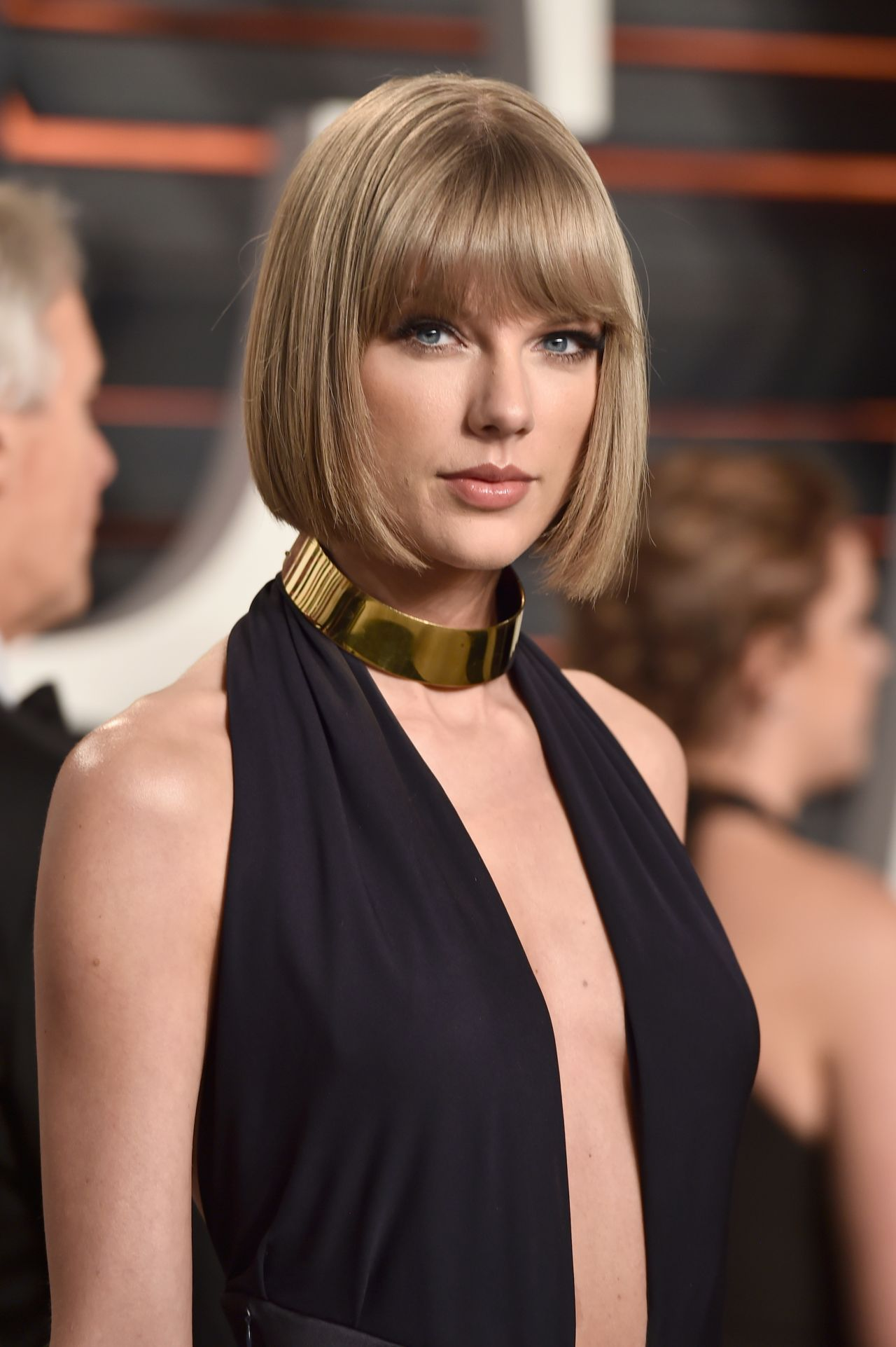 Taylor Swift Vanity Fair Oscar 2016 Party In Beverly