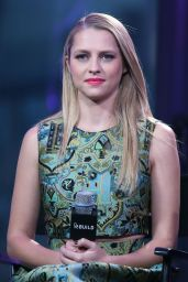 Teresa Palmer - AOL Build Series Presents