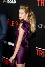 Teresa Palmer - Triple 9 Premiere in Los Angeles