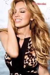 Thalia- TVyNovelasMagazine USA - March 2016