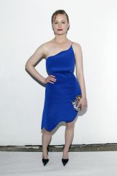Thora Birch - Christian Siriano Fashion Show - NYFW 2/13/2016