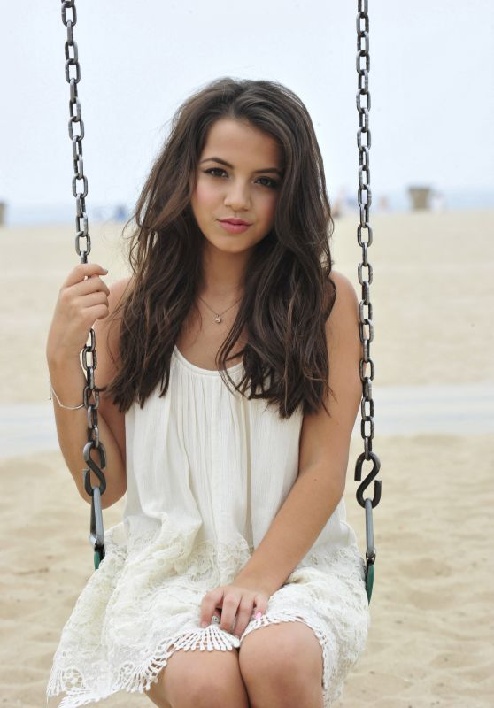 Top 20 Celebrity Under 20 Hot List – Isabela Moner #2