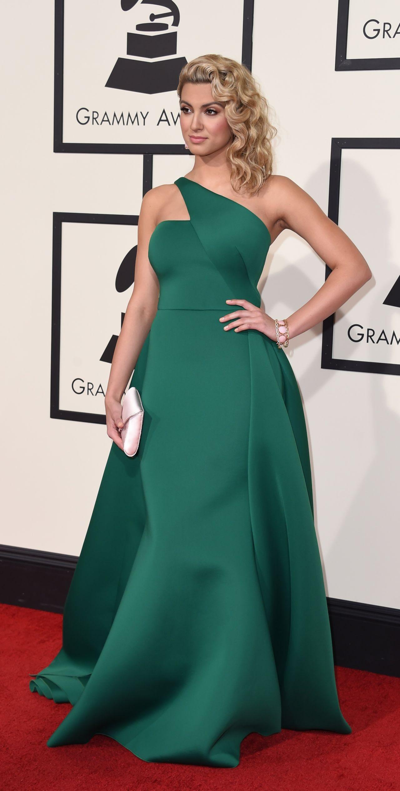 Tori Kelly 2016 Grammy Awards In Los Angeles Ca