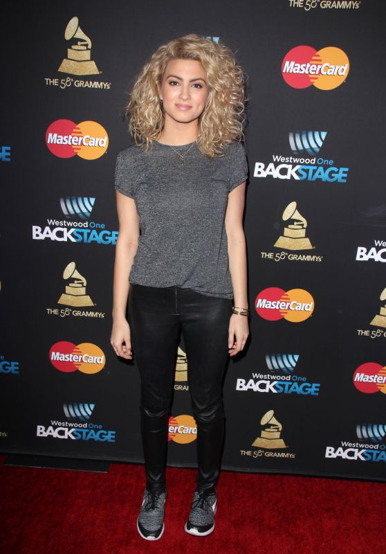 Tori Kelly - The Westwood One Radio Remotes - GRAMMY Awards 2/12/2016