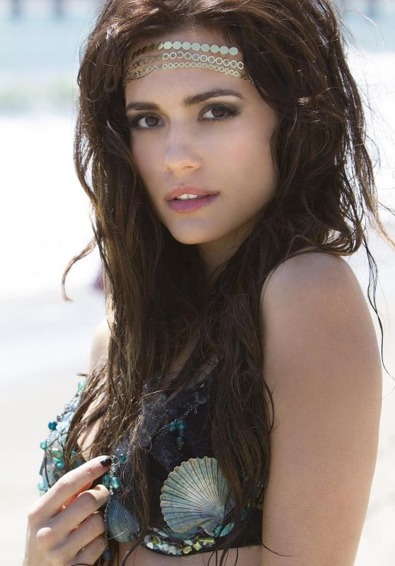 Torrey DeVitto - Project Mermaids Photoshoot 2016