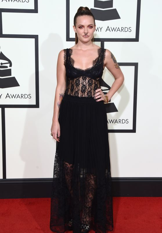 Tove Lo – 2016 Grammy Awards in Los Angeles, CA