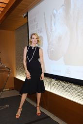 Uma Thurman at the Forevermark Dinner in New York City, February 2016