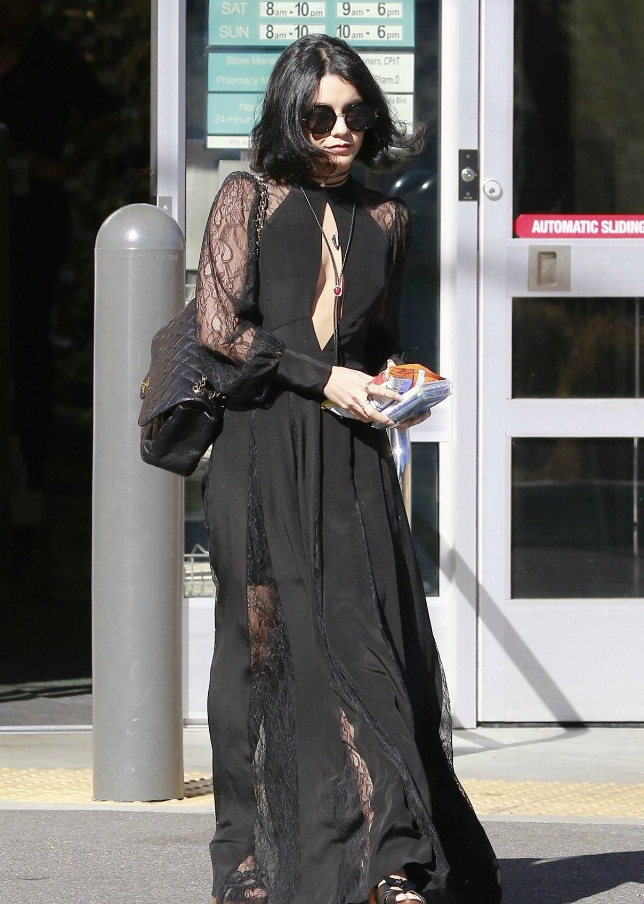 Vanessa Hudgens Style Out In Studio City 02 09 2016