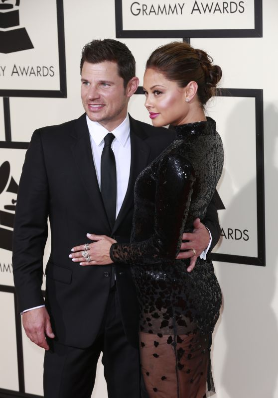 Vanessa Lachey – 2016 Grammy Awards in Los Angeles, CA