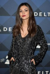 Victoria Justice - Delta Airlines Pre-Grammy Party 2/13/2016