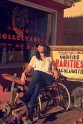 Victoria Justice Social Media Pics, February 2016 Part I