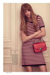 Vlada Roslyakova - Elle Magazine Germany March 2016 Issue