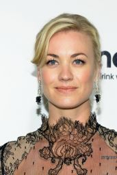 Yvonne Strahovski – 2016 Elton John AIDS Foundation's Oscar Viewing Party in West Hollywood, CA