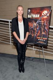 Yvonne Strahovski - Batman: Bad Blood Premiere in Beverly Hills