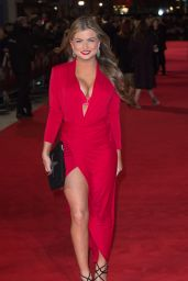 Zara Holland – 'Pride And Prejudice And Zombies' Premiere in London