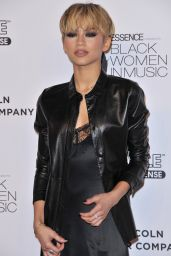 Zendaya - 2016 Essence Black Women in Music Event in Hollywood 2/11/2016