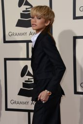 Zendaya - 2016 Grammy Awards in Los Angeles, CA