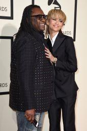 Zendaya - 2016 Grammy Awards in Los Angeles, CA