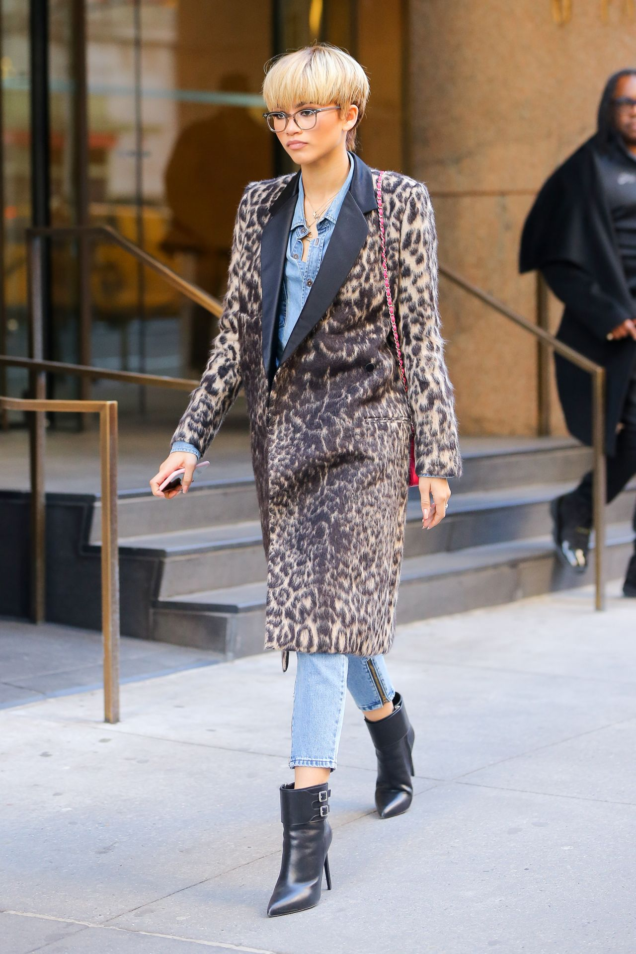 Zendaya coleman street style out in nyc nude (35 photos), Fappening Celebrity pics