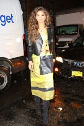 Zendaya Fashion - Chelsea Arts Tower in New York City 2/23/2016
