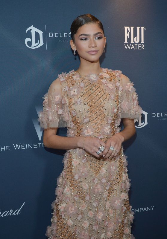 Zendaya - The Weinstein Company
