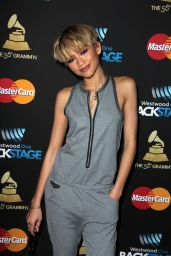 Zendaya – Westwood One Presents the 2016 Grammy Awards Radio Row in Los Angeles – Day 2